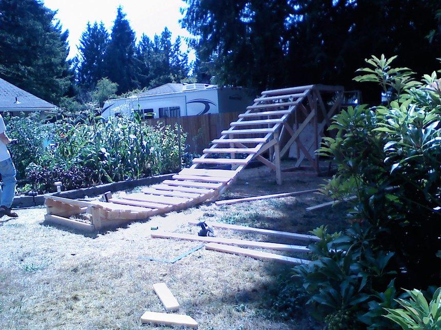 Build step 8