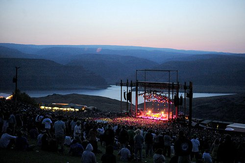 The Gorge.......