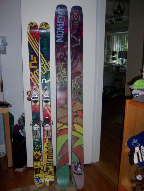 Quiver Slowly Expands