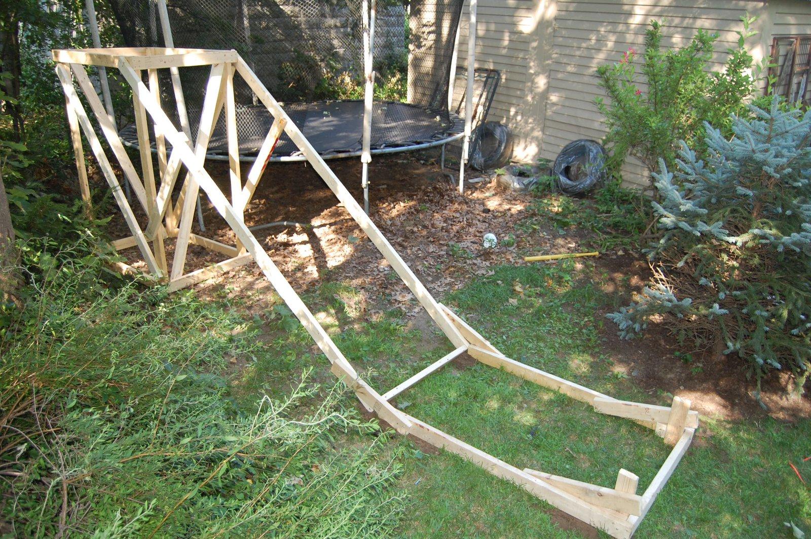 Summer setup build day 2