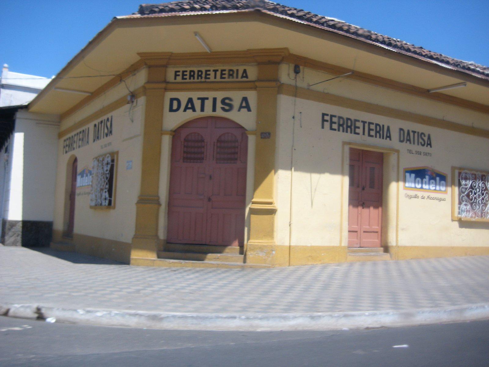 City of Grenada in Nicaragua