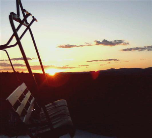 Pats Peak Sunset