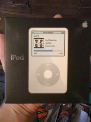 Ipod box