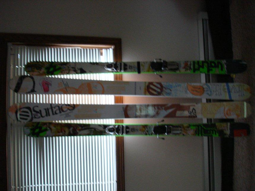 My Main Planks