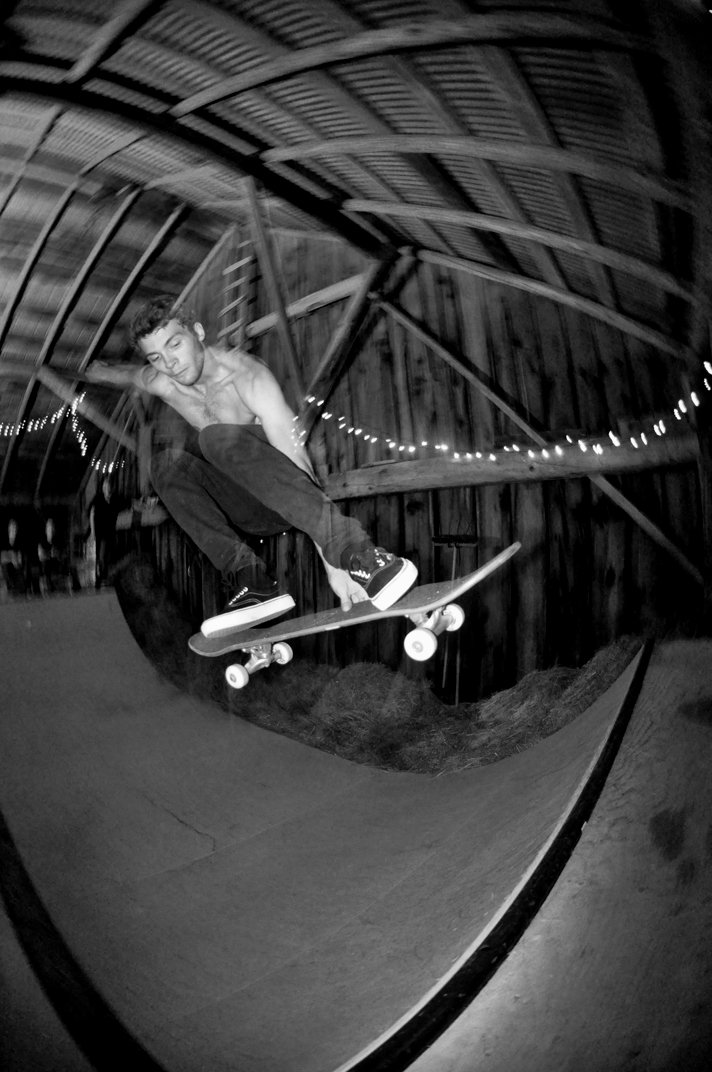 Barn shred
