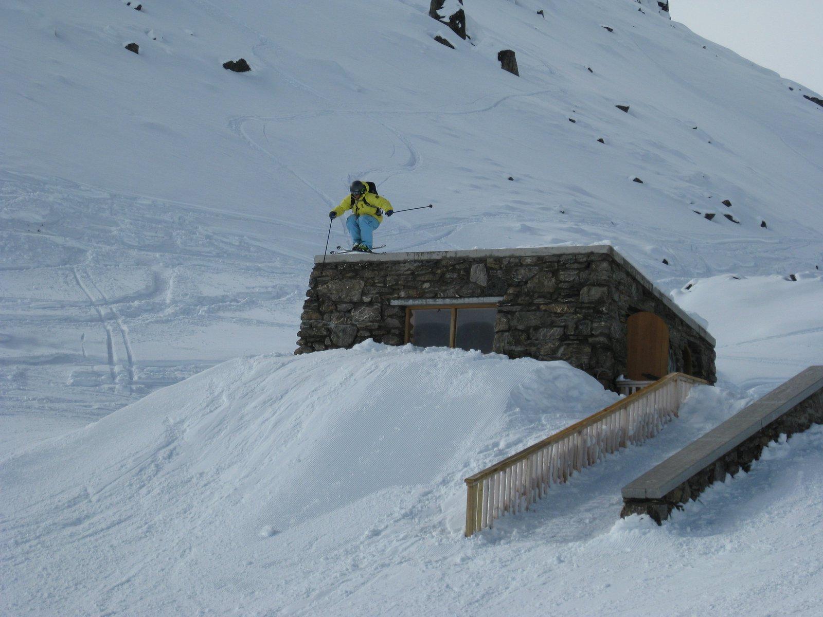 House jump