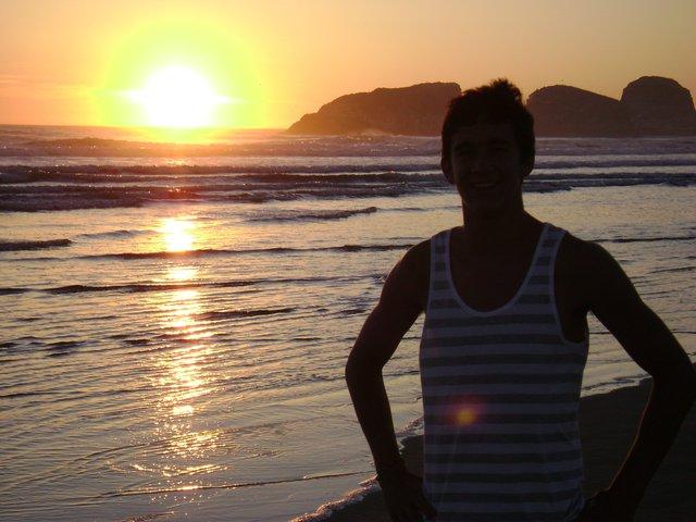 OC sunset