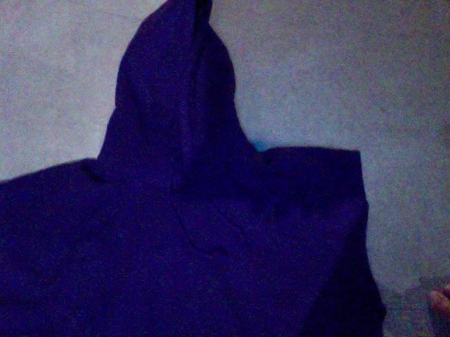 Hooded sleeveless