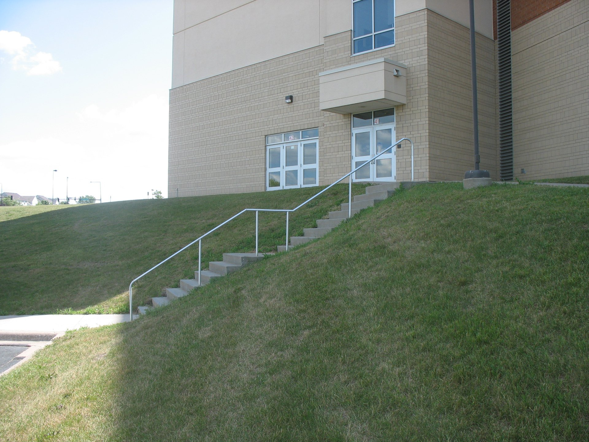 Urban dfd handrail