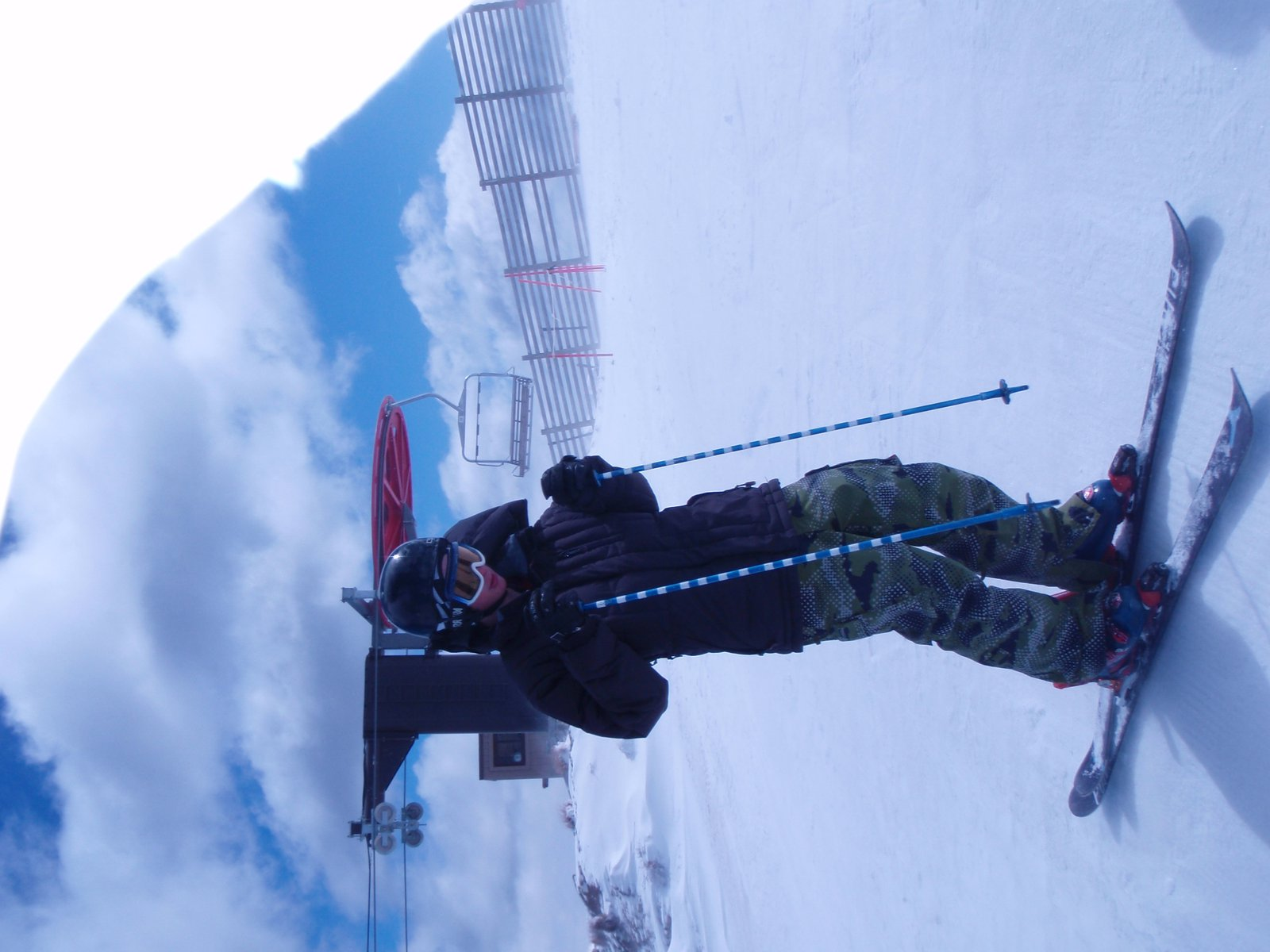 Me at snowpark