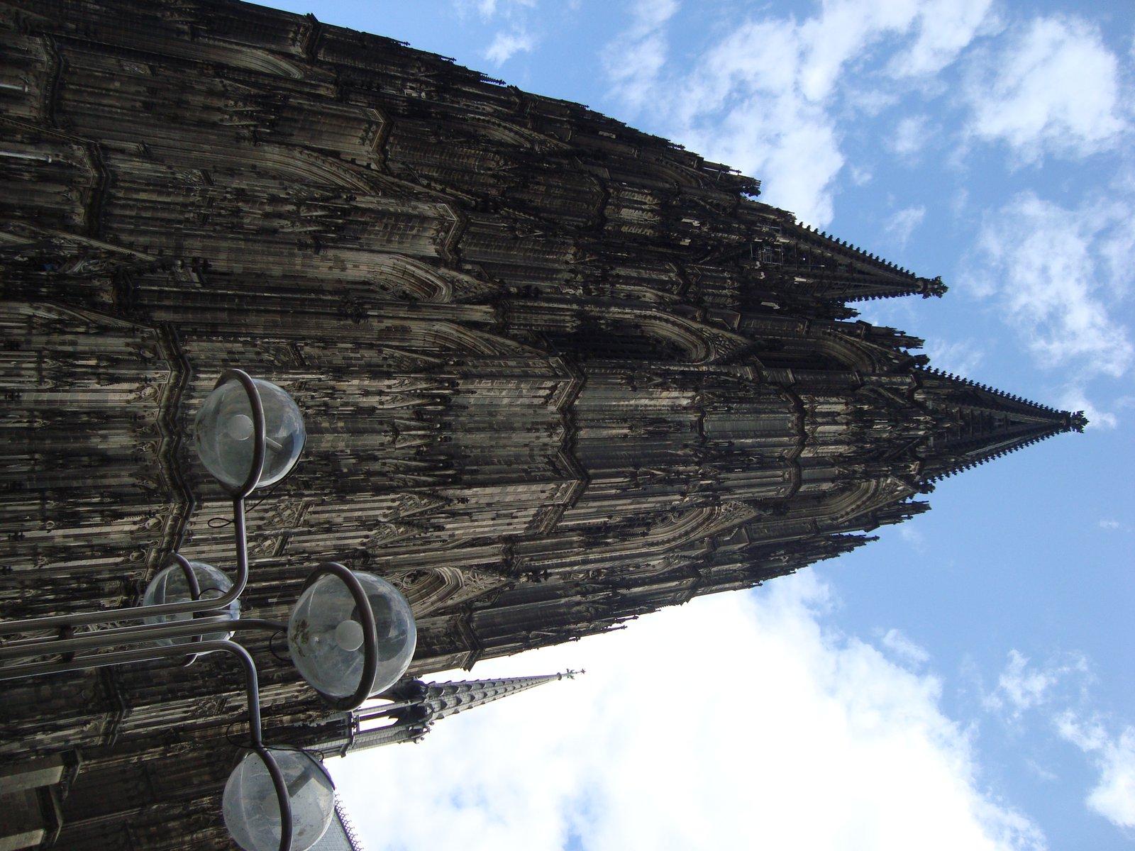 Huge cathedral i