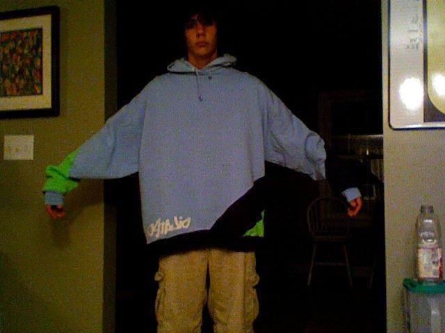 Custom hood