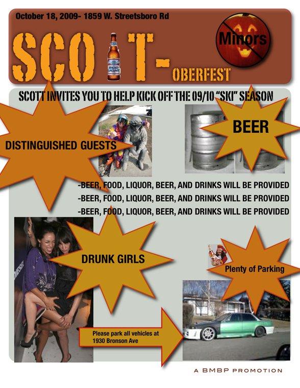 Scott-oberfest 09