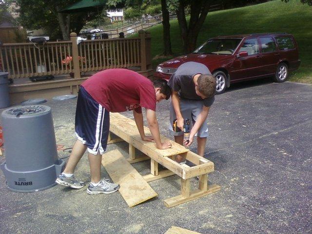 Buildin the box pt 2