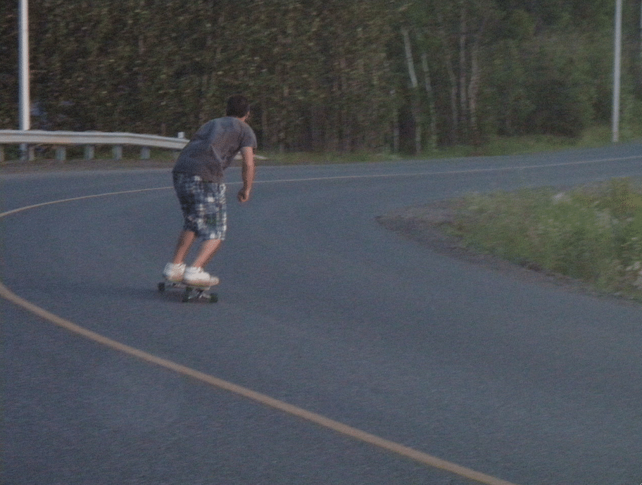 Longboardin