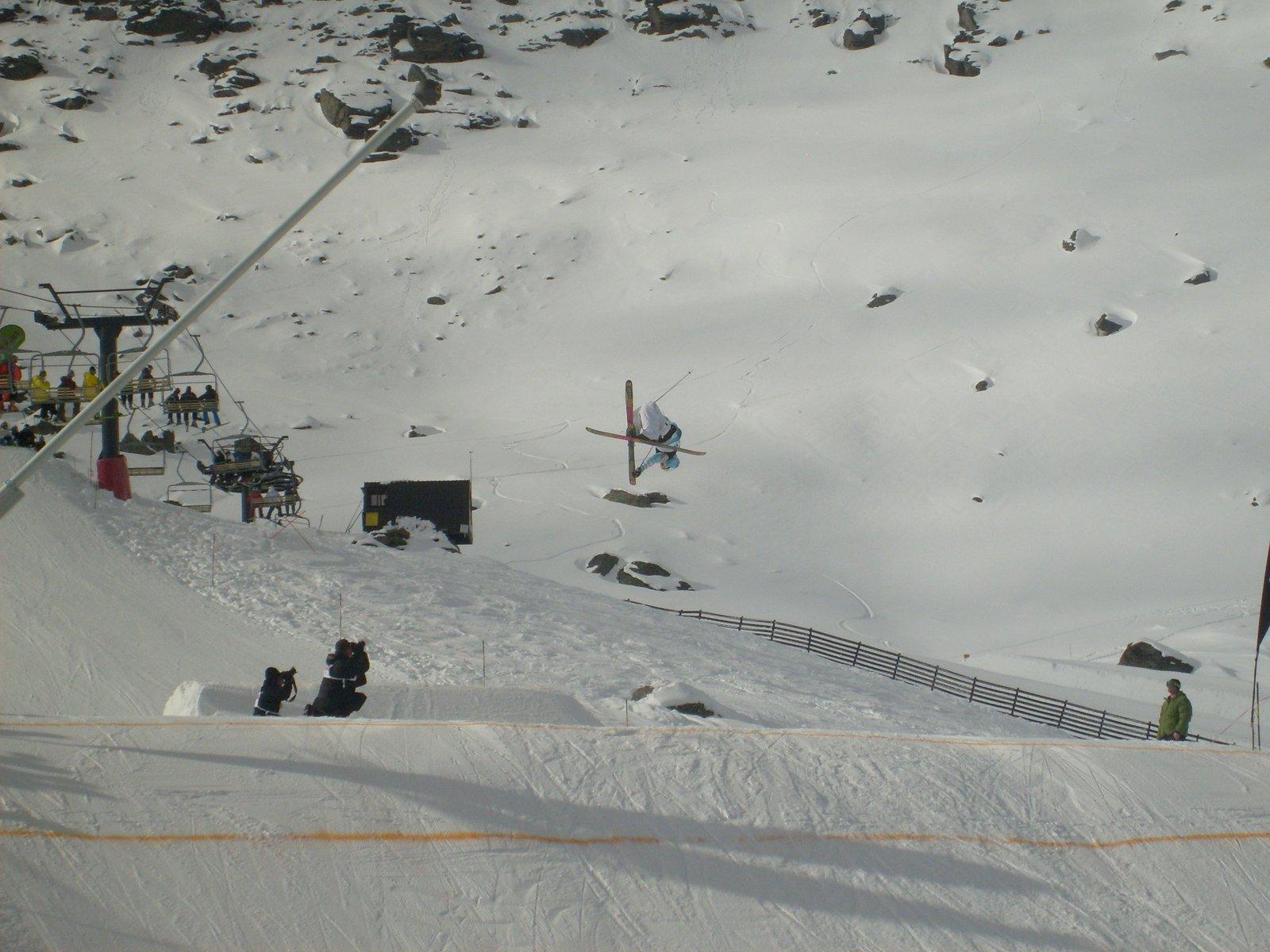 NZ winter games