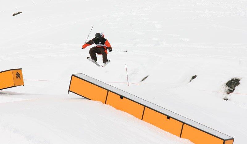 NZ Winter Games - Slope