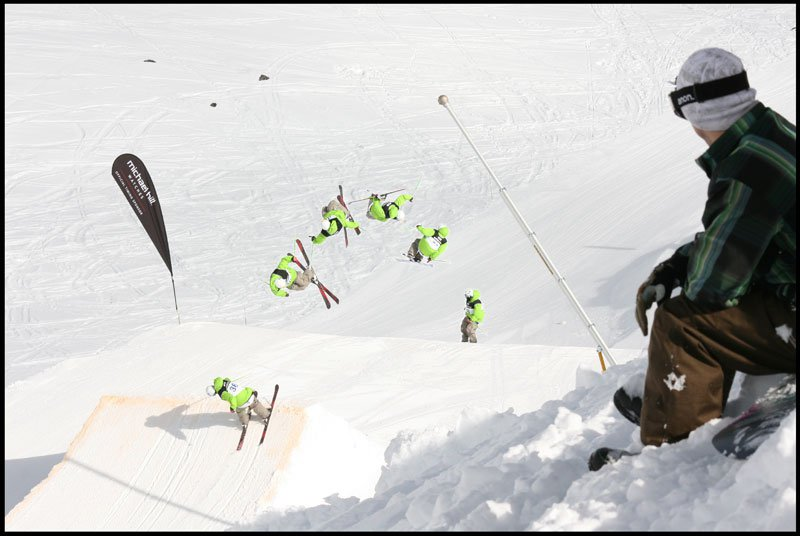 NZ Winter Games - Slope