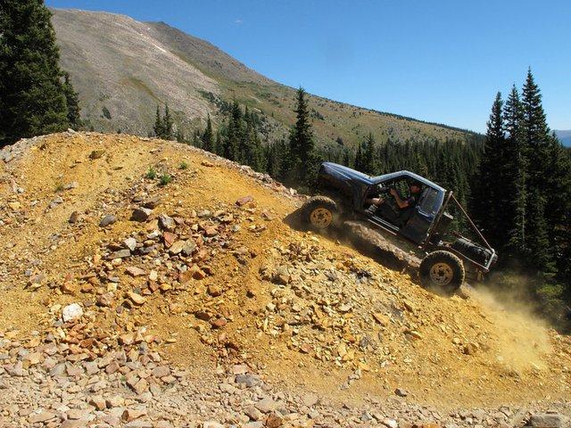 Climbing Dirt | 1 of 2