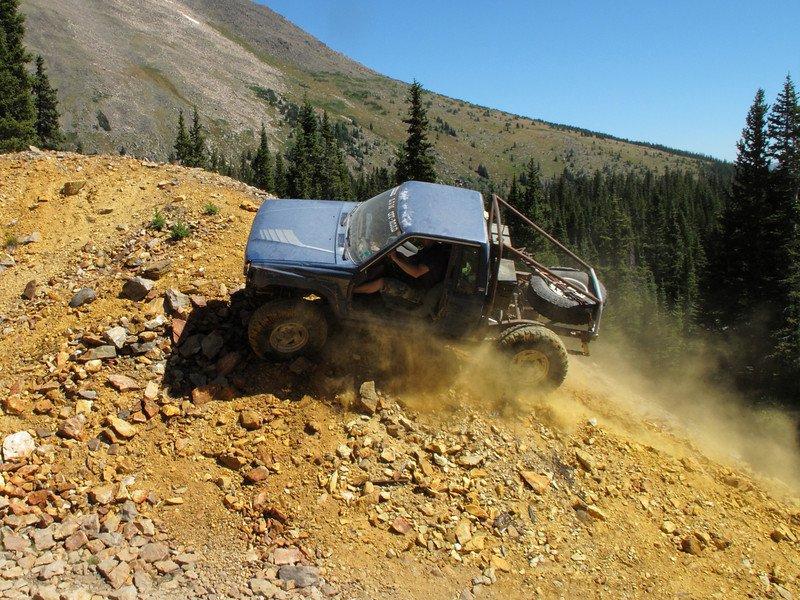 Climbing Dirt | 2 of 2