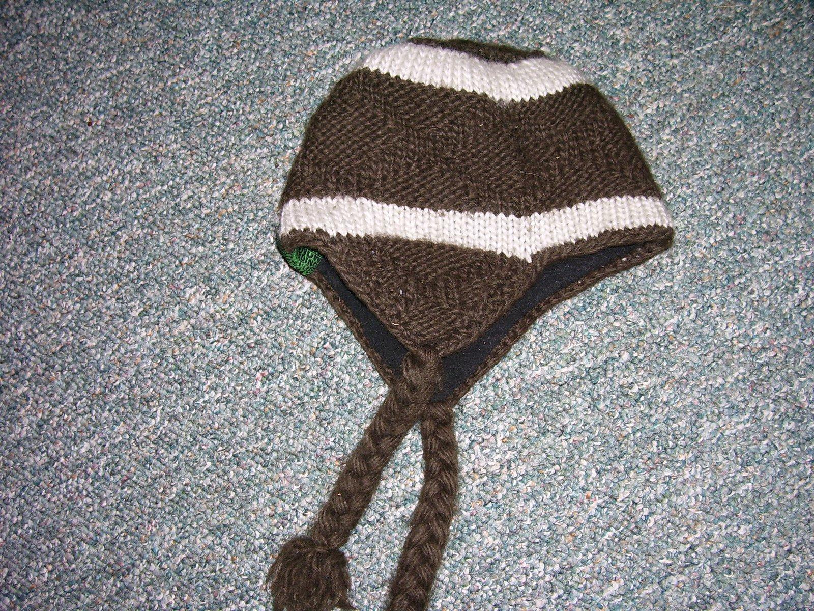 K2 snowboarding hat