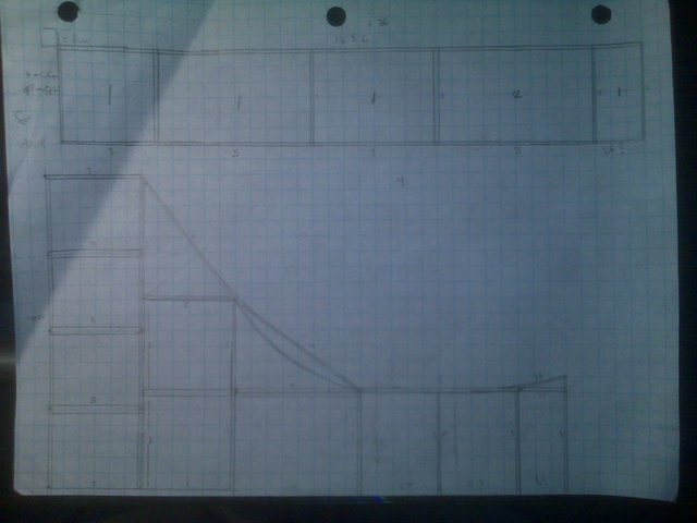 Drop in Ramp for a downslope. (plans)
