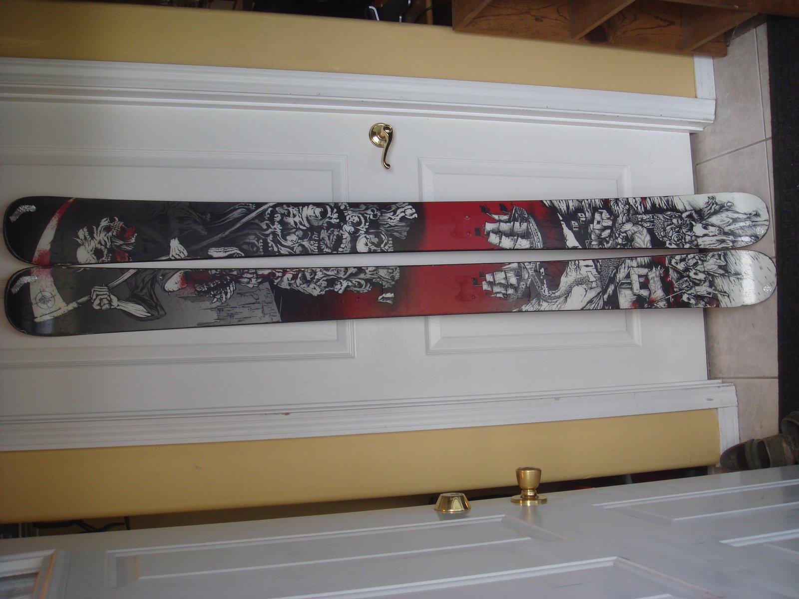 Hellbents 179cm
