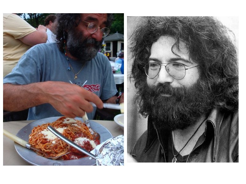 Is he jerry garcia?