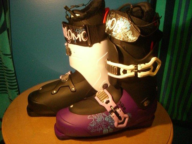 09-10 setup Kaos boots