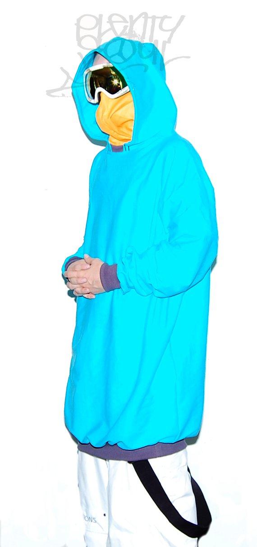 Sea Blue Hoodie