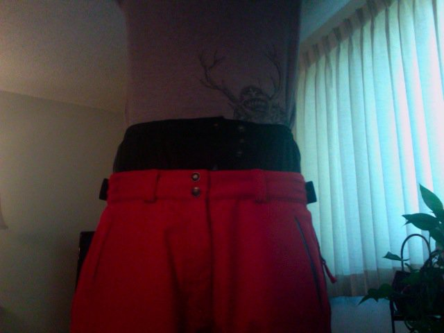 Pants gaitor