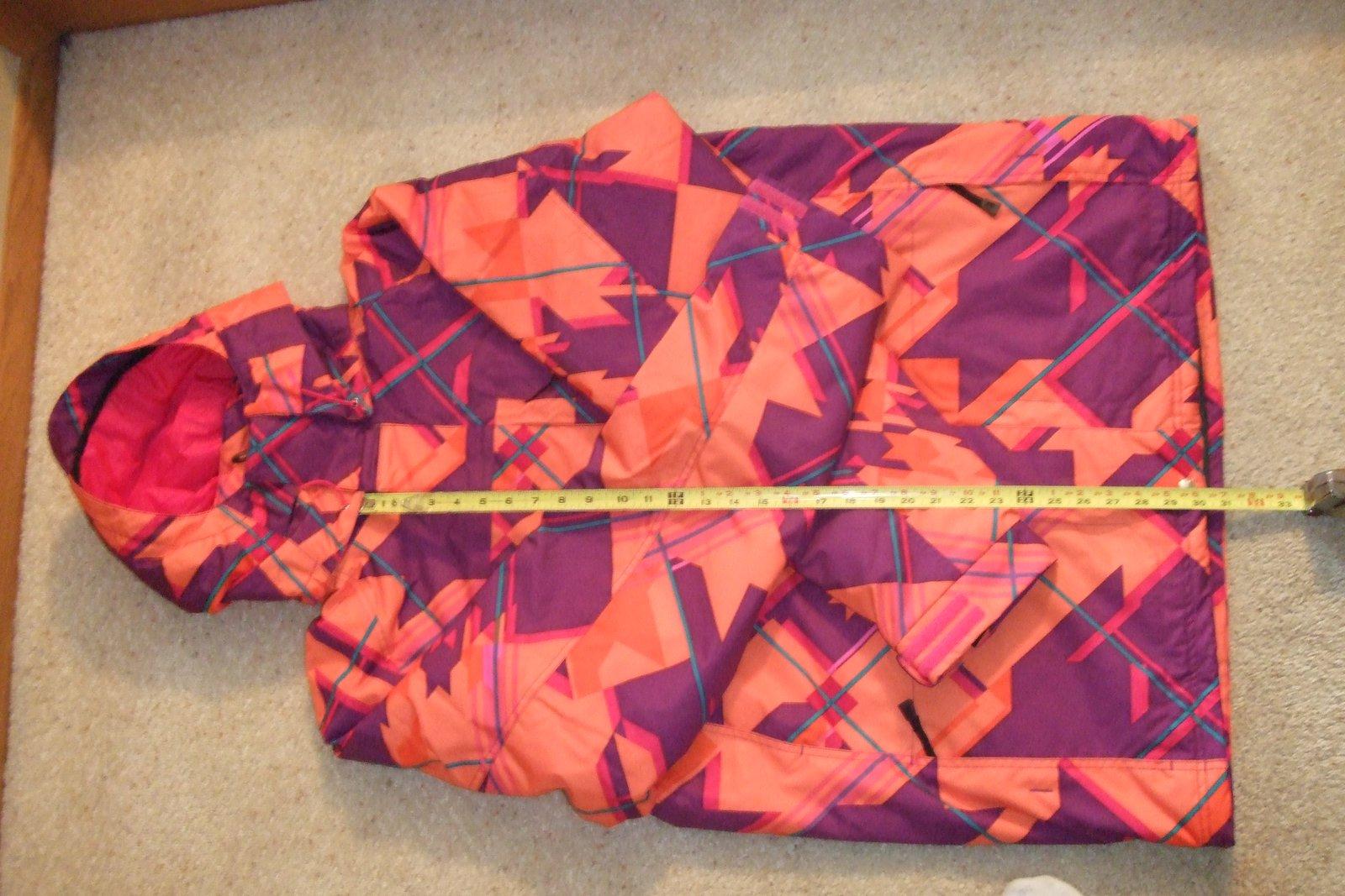 Oakley bradford jacket xl - 31 in. length