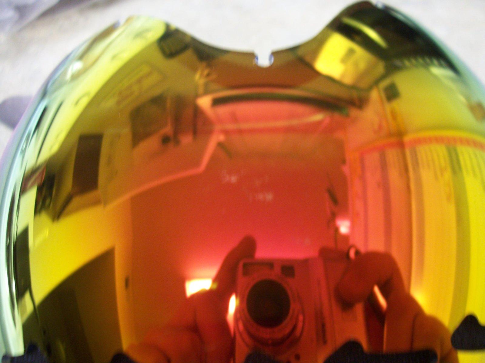 Cbar fire lens