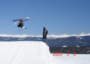Rodeo 5 at breck