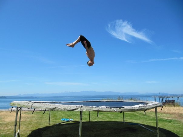 Whidbey tramp