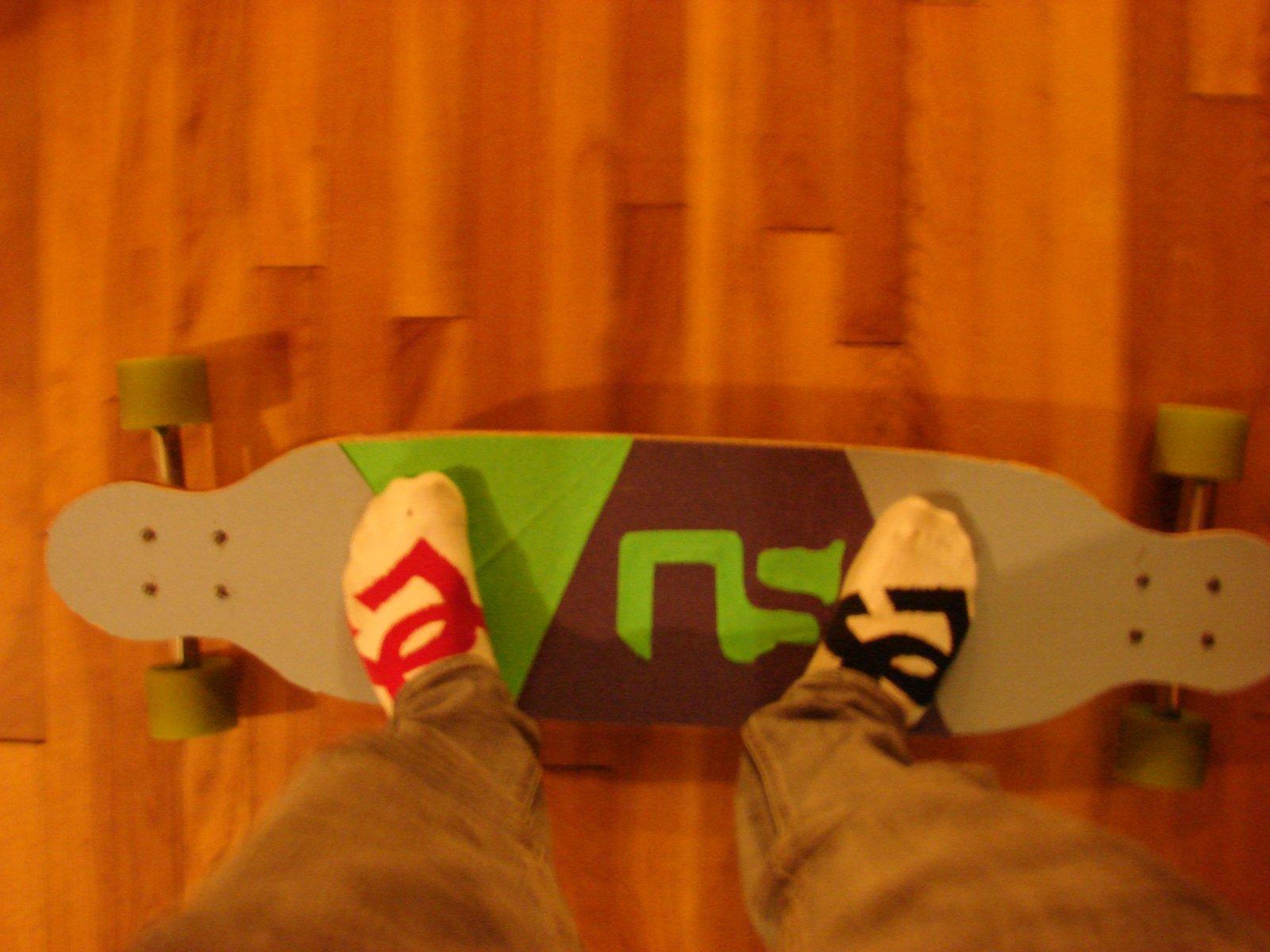 Longboard 1