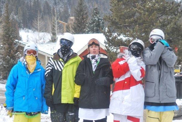 Queen City Prod. Crew Breck