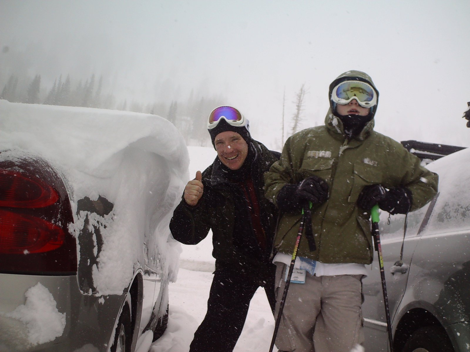Snowdrift!