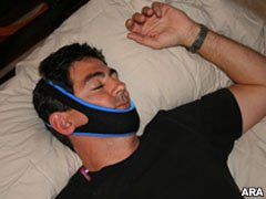 Stop snoring tonight before it's too late!