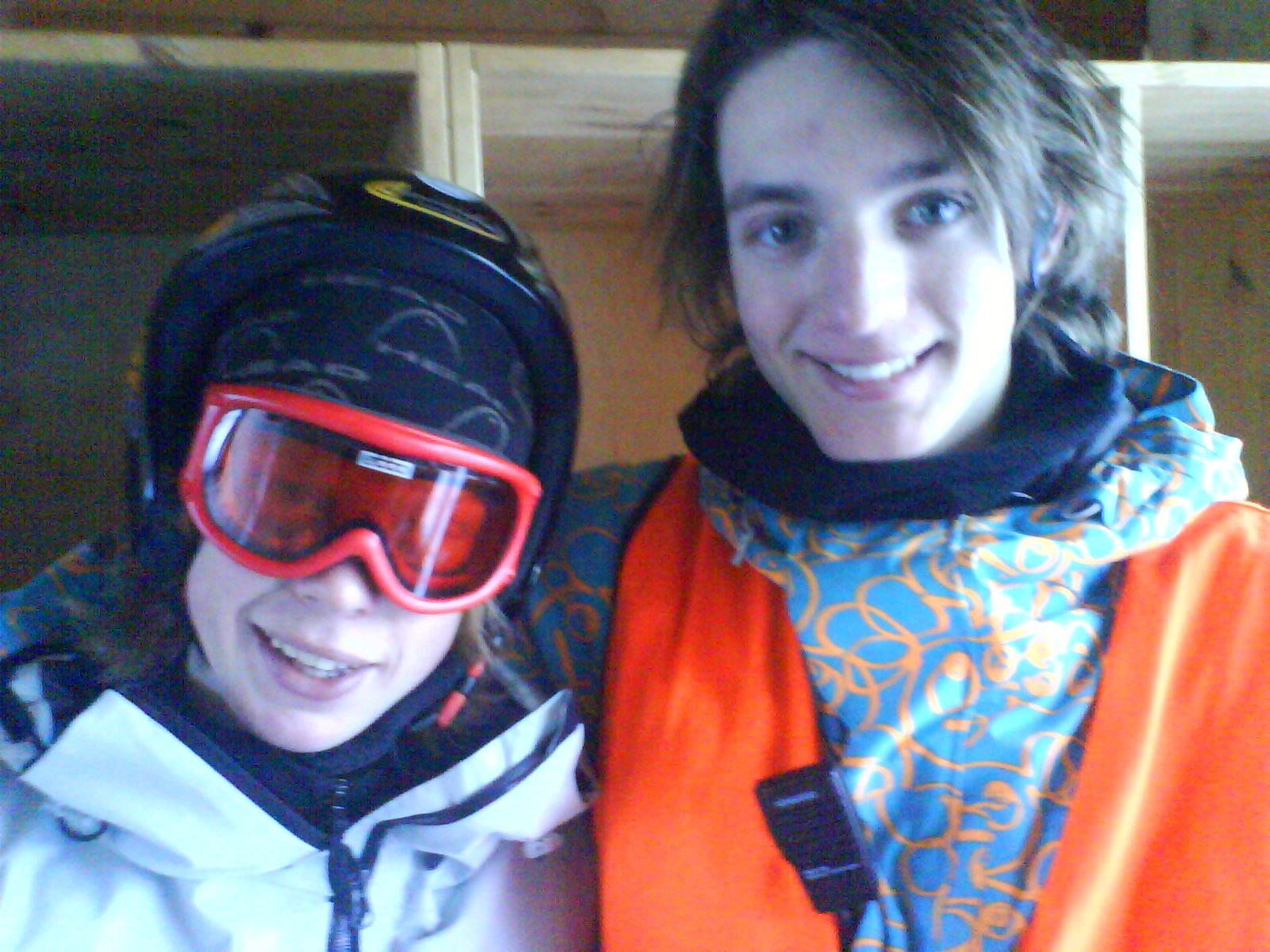 Olav and Mats