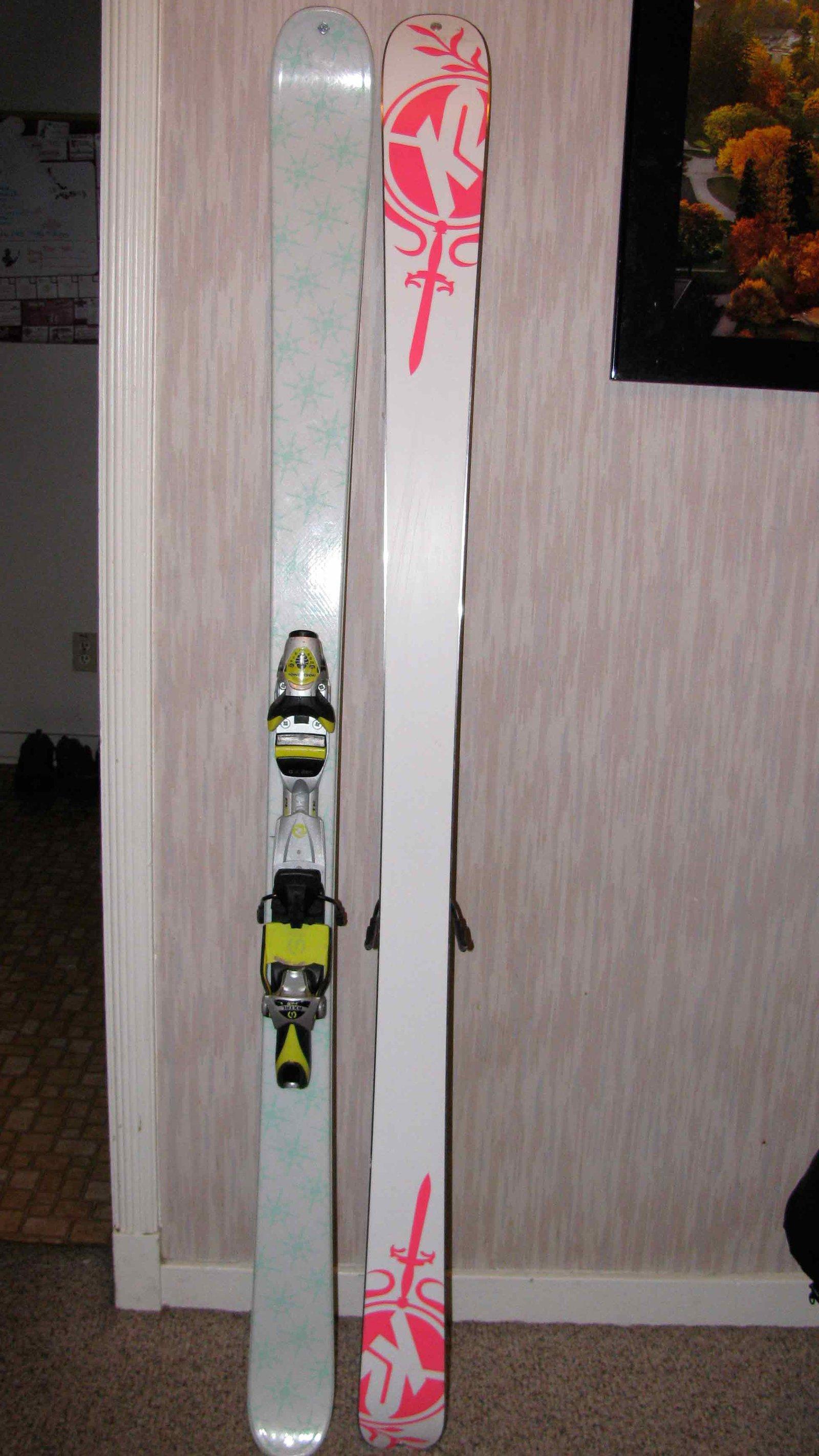 For Sale Ski Bindings