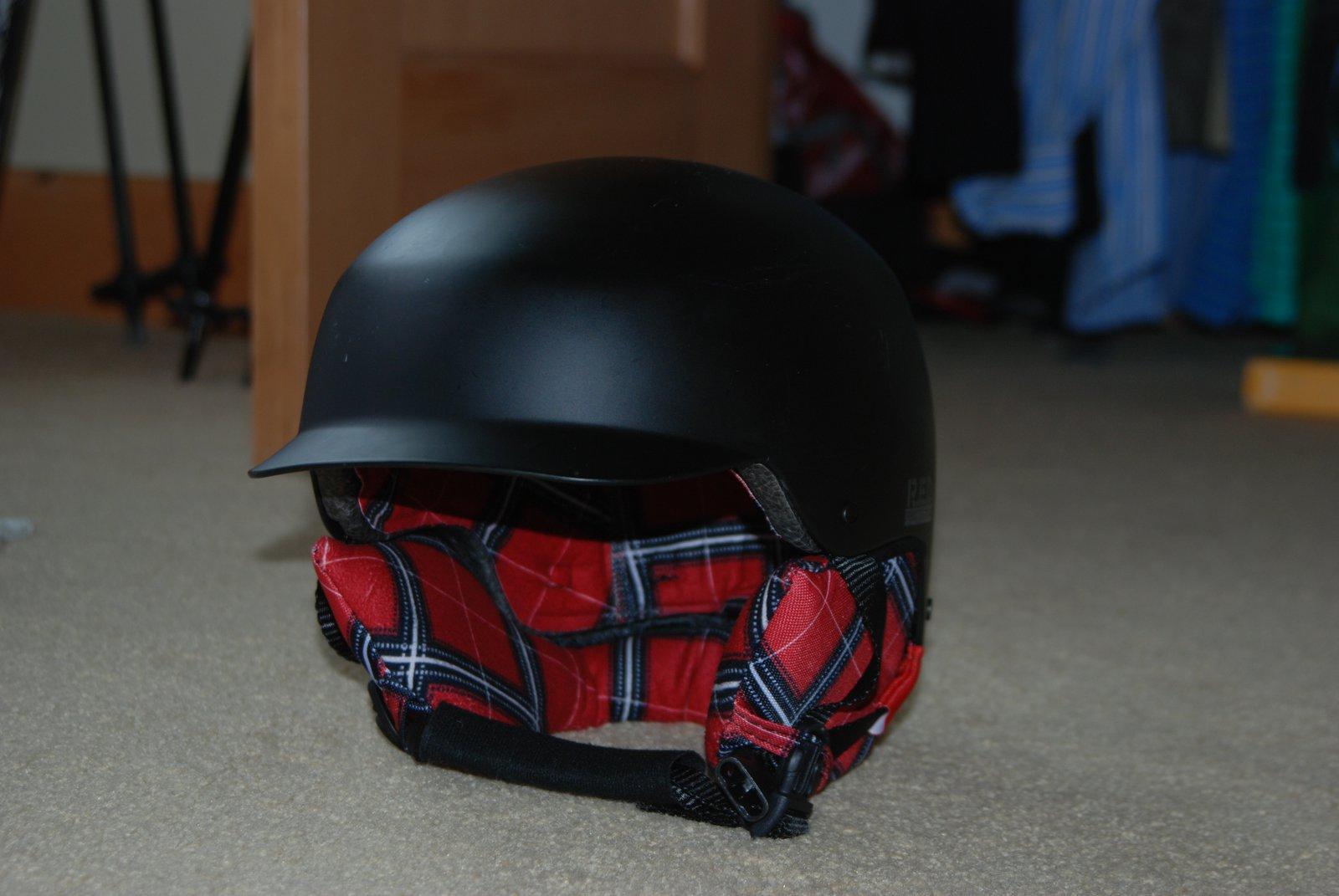 R.E.D. Helmet