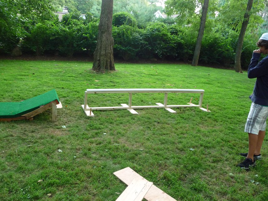 Summer Setup II - Rail