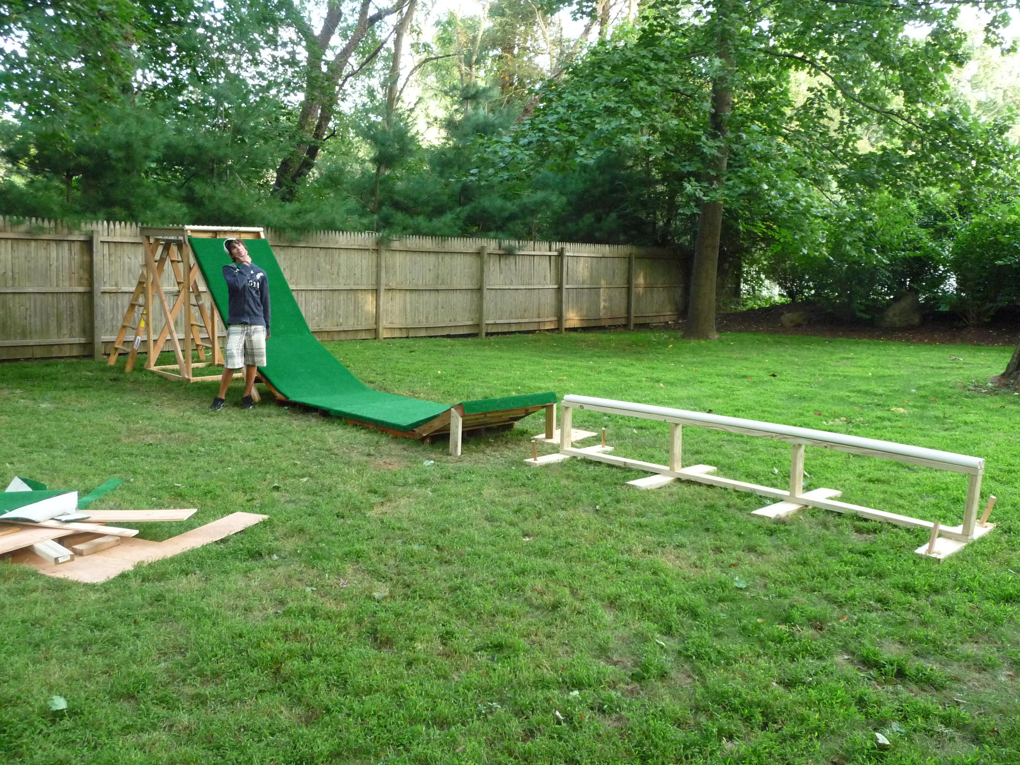 Summer Setup III - The Whole Shebang.