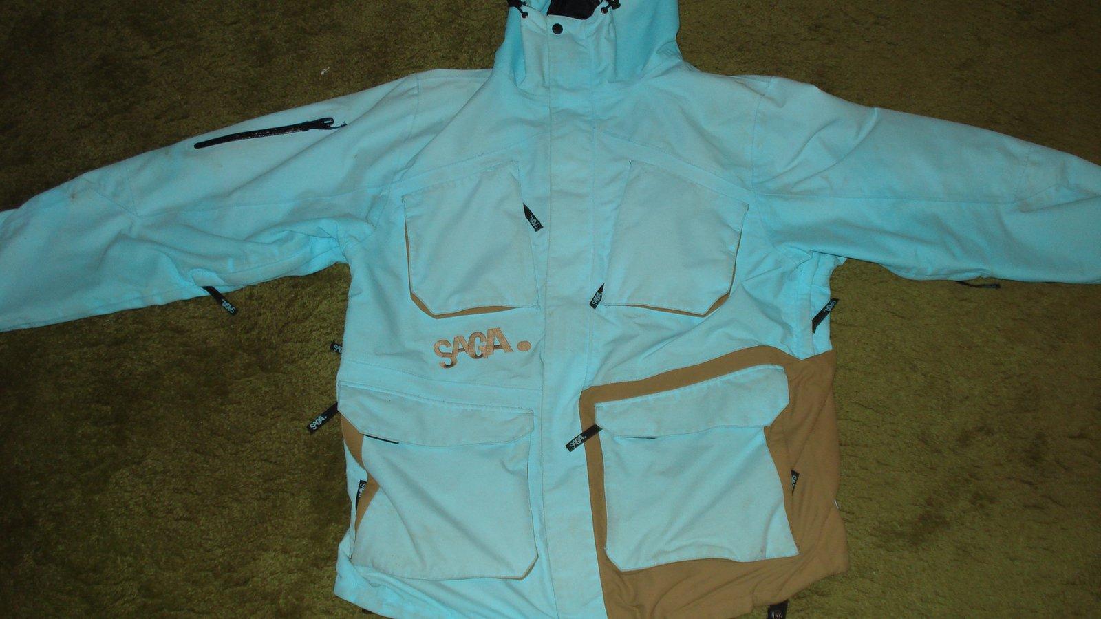 Saga coat.