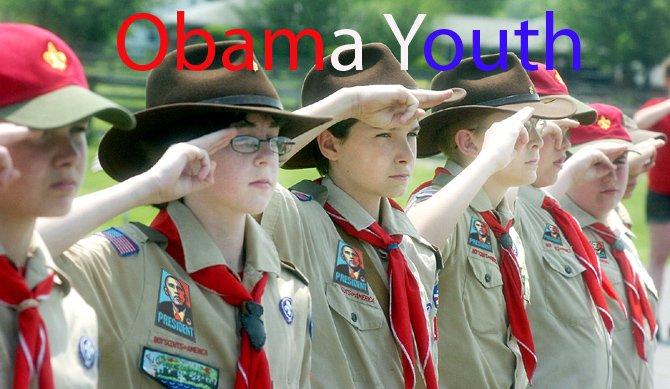 Obama's youth