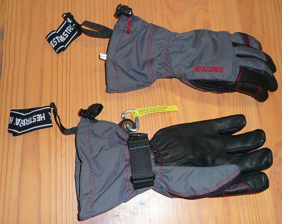 Hestra Army Leather Gore-Tex XCR Gloves