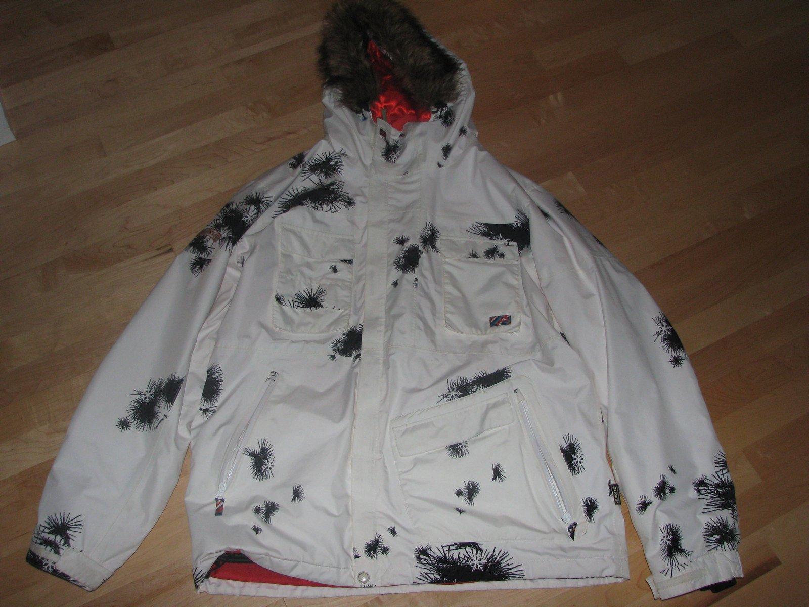 Quicksilver utility jacket
