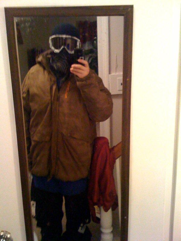 2009 coat setup