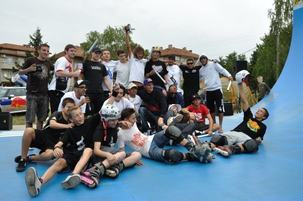 European Championships - Bulgaria Stop